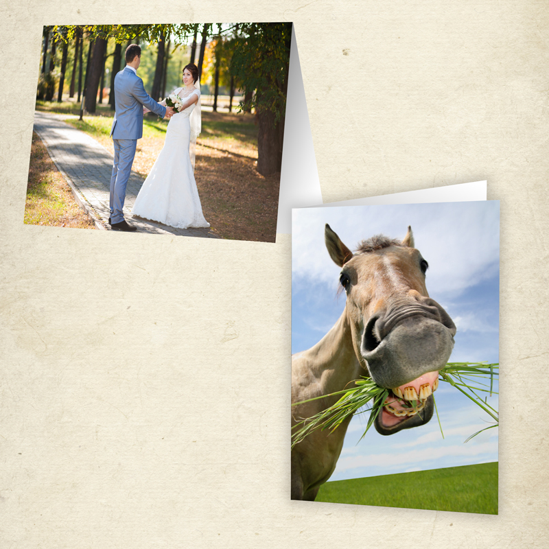 Picture of Greetings Card A6