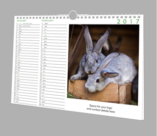 Picture for category Animal Charity Calendars